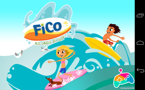 """Go Surf (""""Nas Ondas Do Surf"""") Game Will Be Released at Licensing Expo, in Las Vegas"""
