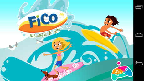 "Go Surf (""Nas Ondas Do Surf"") Game Will Be Released at Licensing Expo, in Las Vegas"