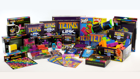 Tetris® Celebrates 30th Year With New Products, Games