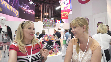 At Licensing Expo 2014, YBLTV Meets MGA Entertainment, the World's Largest Private Toy Company