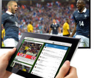 Visiware's Sync2TV platform enables World Cup 2014 2nd screen engagement for Televisa, L'Equipe, and major US sports channel - See more at: http://s530.photobucket.com/user/montclairpfaff/media/Visiware%20Photos/Ipad_Hands_Foot1.png.html?sort=3&o=0#sthash.582uWWmi.dpuf
