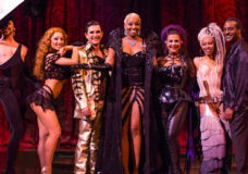NeNe Leakes and the cast of ZUMANITY, The Sensual Side of Cirque du Soleil during exclusive preview rehearsal. Photo Credit: TOMO