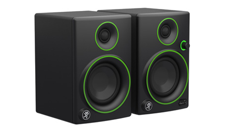 CR3 Monitors (Image Courtesy: LOUD Technologies, Inc.).