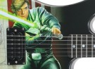 Peavey Star Wars Luke Skywalker Rockmaster Guitar.