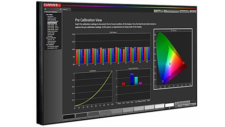 SpectraCal and X-Rite Partner to Provide New Calibration Solution for Panasonic Professional Displays.