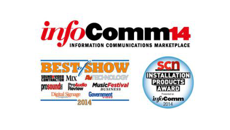 Vaddio Wins Most Innovative Collaboration Product and Best of Show Awards at InfoComm 2014