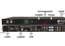 Blonder Tongue Offers Superior Motion Optimization for Fast-Paced TV Programming With New HDE-HVC-PRO