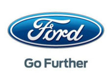 THE FORD MOTOR COMPANY Logo.