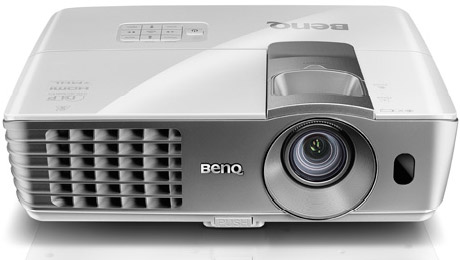 BenQ's HT1075 Colorific™ Home Theater Projector