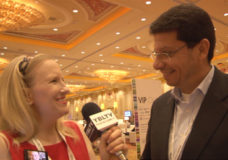 Birdstep Technology CEO Lonnie Schilling chats the Connected Car Ecosystem with YBLTV Anchor, Erika Blackwell at CTIA SMW 2014.