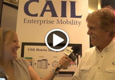 Ronald Thompson, VP - Business Development, CAIL Mobile Solutions, Inc. Watch VIDEO on YBLTV.COM.
