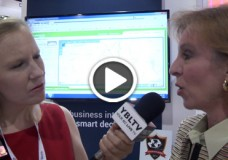 Numerex Corporation President, Security Solutions, Kelly Gay speaks with YBLTV Anchor, Erika Blackwell at CTIA Super Mobility Week 2014.