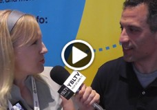 Scratch Wireless, VP of Marketing, Jon Finegold chats with YBLTV Anchor, Erika Blackwell at CTIA SMW 2014.