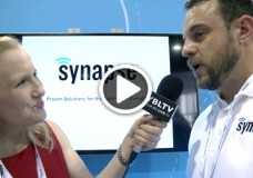 Synapse Wireless, Staff Engineer - Office of the CTO, Jonathan Heath chats with YBLTV Anchor, Erika Blackwell at CTIA SMW 2014.