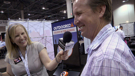 Tapcentive, Inc. CEO & Co-Founder, Dave Wentker chats with YBLTV Anchor, Erika Blackwell at CTIA SMW 2014.