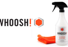 Whoosh!® Screen Shine is the Only Screen Cleaner Certified by Sharp For Its Aquos Board Interactive Display Systems