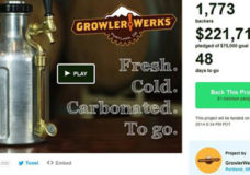 Beer lovers crave GrowlerWerks' uKeg: Kickstarter campaign a hit