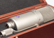 The Neumann U47 fet is Back!