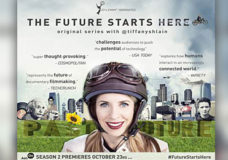 "AOL ORIGINAL SERIES ""THE FUTURE STARTS HERE BY @TIFFANY SHLAIN"""