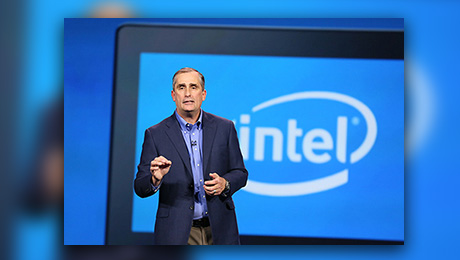 Intel CEO Brian Krzanich to Keynote at 2015 International CES