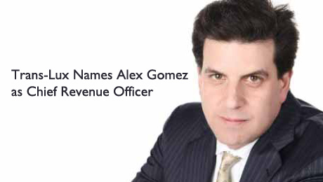 Trans-Lux Names Alex Gomez as Chief Revenue Officer