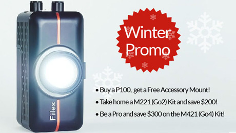 Fiilex Winter Promo