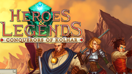 Heroes & Legends: Conquerors of Kolhar Mobile Version Now Available on iOS and Android