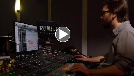Sound Design Spotlight: Ryan Billia from Rumble Audio in Brooklyn, NY