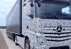 Daimler Uses Riedel Gear to Introduce Mercedes-Benz 'Future Truck 2025,' the First Autonomously Driven Truck
