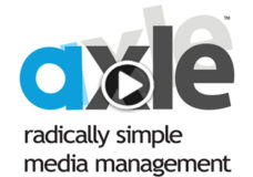 Industry First: axle Projectr™ Delivers Immediate Team Review of Video Projects