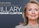 Hillary Rodham Clinton to Deliver Keynote Address at Inaugural Watermark Conference for Women