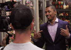 "Nick Cannon Treats His Inspiration to a Birthday Surprise in an All-New ""Zoe Saldana Presents My Hero"" Nov. 7th on AOL Originals"