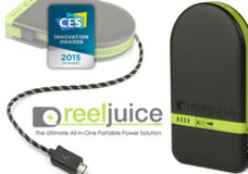 Lynktec's ReeljuiceTM Named as CES 2015 Innovation Awards Honoree