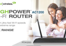 Amped Wireless Introduces Long Range AC1200 Wi-Fi Router