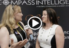 Top Mobile & Wireless, M2M, and Green Technology Honored at Compass Intelligence Awards Luncheon. YBLTV Anchor, Erika Blackwell chats with global research and consulting firm's CEO & Founder, Stephanie Atkinson at 2015 International CES.