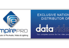 Datavideo Partners with Empire Pro