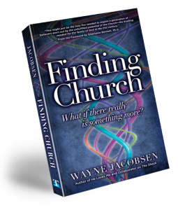Finding Church Offers A Guide To Those Giving Up Church-As-Usual