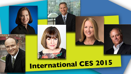 Top Executives from Condé Nast, Disney, Fox, Google and McDonald's to Join Brand Matters Keynote Panel at 2015 International CES®