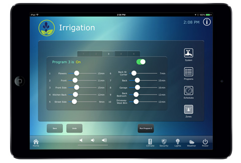 RTI and IrrigationCaddy Offer Easy Integration and Automatic Water Conservation