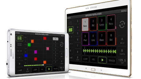 IK Multimedia's GrooveMaker® 2 is Now Available for Android Devices