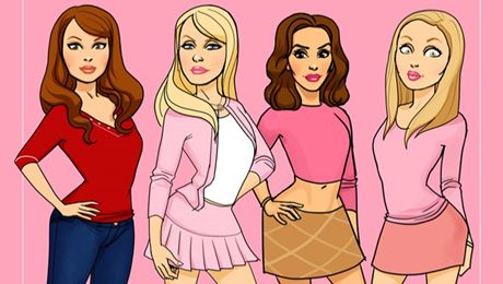 That's So Fetch! So Much Drama Studios Announce Mean Girls The Game Available Now on IOS
