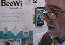 Thierry Dechatre, Managing Director, BeeWi at CES Unveiled 2015.