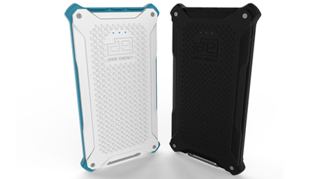 Dark Energy Launches Kickstarter Campaign for First MilitaryGrade, Portable Charger