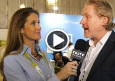 Steve Owen, NXP Semiconductors' Executive Vice President, Sales & Marketing chats with YBLTV Anchor, Brandy Falconer at the 2015 International CES.