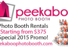 YBLTV Peekaboo Photo Booth Promotion. Photo Booth Rentals Starting from $375. Special 2015 Promo! peekaboothphoto.com