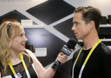 Peeled Group, CEO & Founder, Aaron Zar chats SilentPocket with YBLTV Anchor, Erika Blackwell at 2015 International CES.