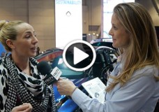 Toyota Motor Corporation, Fuel Cell Hybrid Vehicle Engineer, Jacquelyn Birdsall chats with YBLTV Anchor, Brandy Falconer at the 2015 International CES.
