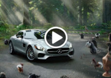 "Merkley + Partners' series of ""Tortoise and Hare"" Super Bowl commercials for the new Mercedes AMG sports car, directed by Robert Stromberg of Maleficent, were a high-profile success by an axle customer last week"