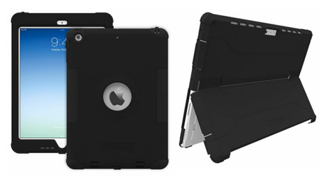 New Smartphone and Tablet Cases Feature Antimicrobial Seal That Kills Up To 99.99% of Germs