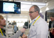 Mike Hecht, Executive Director, Ecovacs Robotics, Inc. chats with YBLTV Anchor, Eric Sheffield at the 2015 International CES.